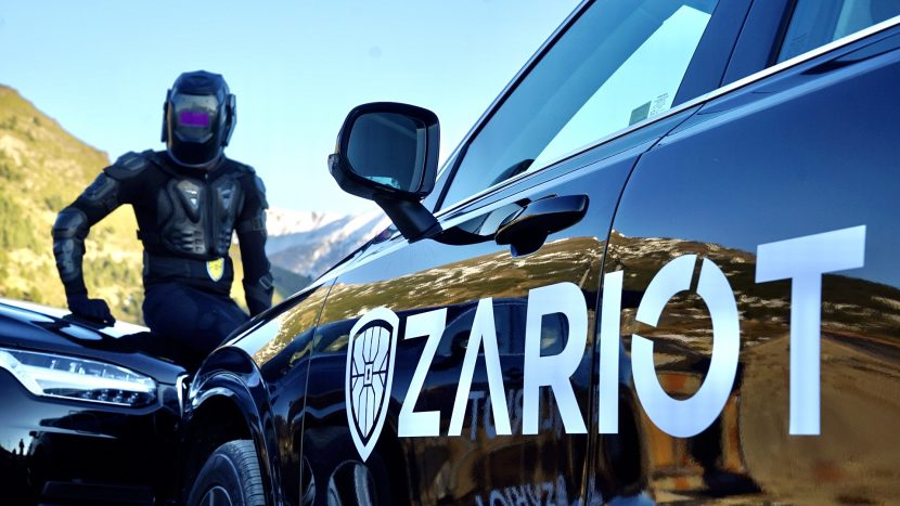 With Mobile World Congress cancelled, ZARIOT is stopping for a break in the Pyrenees en route from Barcelona to Andorra. ZARIOT's car contains multiple SIM cards for access to entertainment, information apps, real time traffic information (RTTI) for efficient journey planning, and cutting-edge connected safety services.
