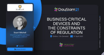 Business-Critical Devices and the Constraints of Regulation